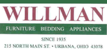 Willman Furniture Logo